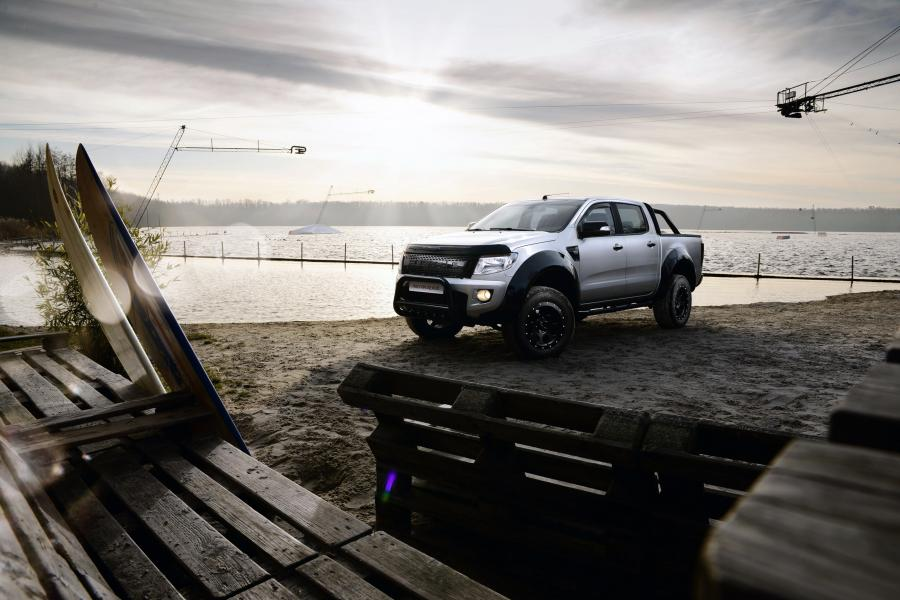 Ford Ranger LifeStyle Double Cab by MR Car Design