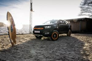 Ford Ranger Lifestyle by MR Car Design 2017 года