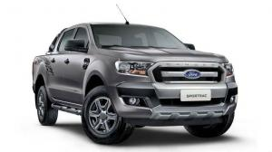 2017 Ford Ranger Sportrac