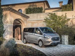 2017 Ford Tourneo Custom LWB