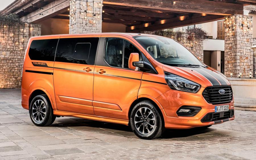 Ford Tourneo Custom Sport (WW) '2017