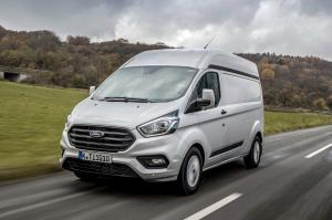 Ford Transit Custom Limited LWB High Roof