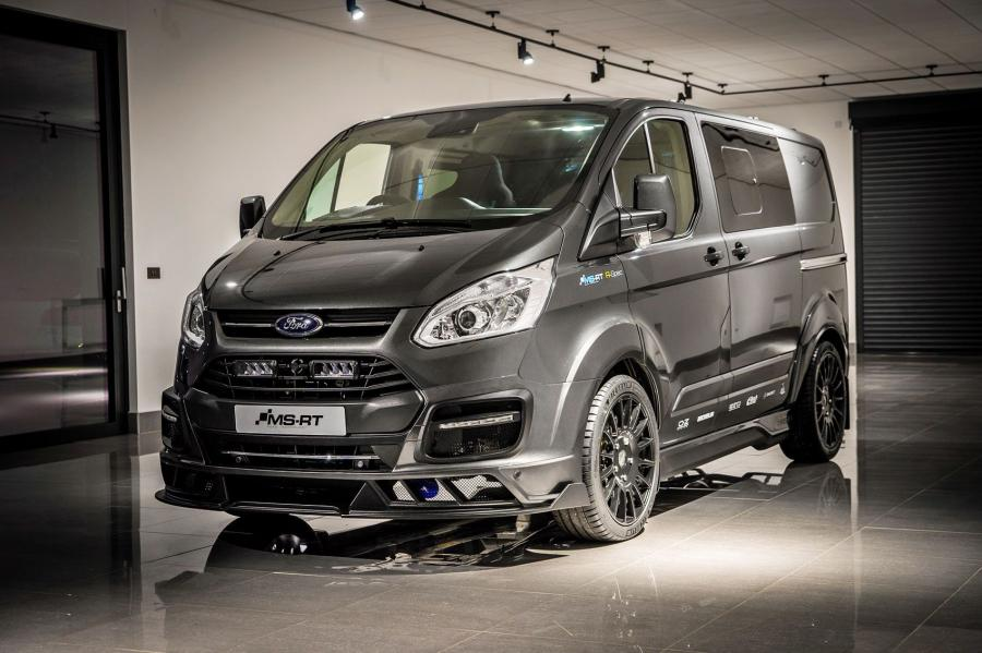 Ford Transit Custom R-Spec by MS-RT