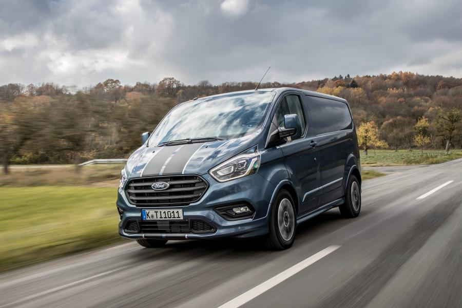Ford Transit Custom Sport (WW) '2017