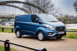 2017 Ford Transit Custom Trend