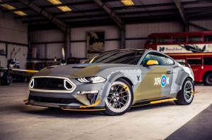 Ford Eagle Squadron Mustang GT 2018 года
