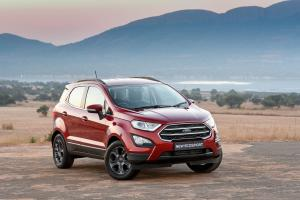 2018 Ford EcoSport Ambiente