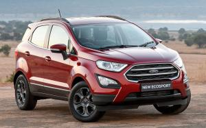 Ford EcoSport Ambiente 2018 года (ZA)