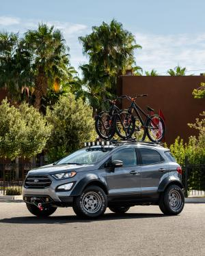 2018 Ford EcoSport Big Adventures by Tucci Hot Rods