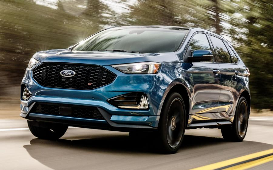 Ford Edge ST (NA) '2018