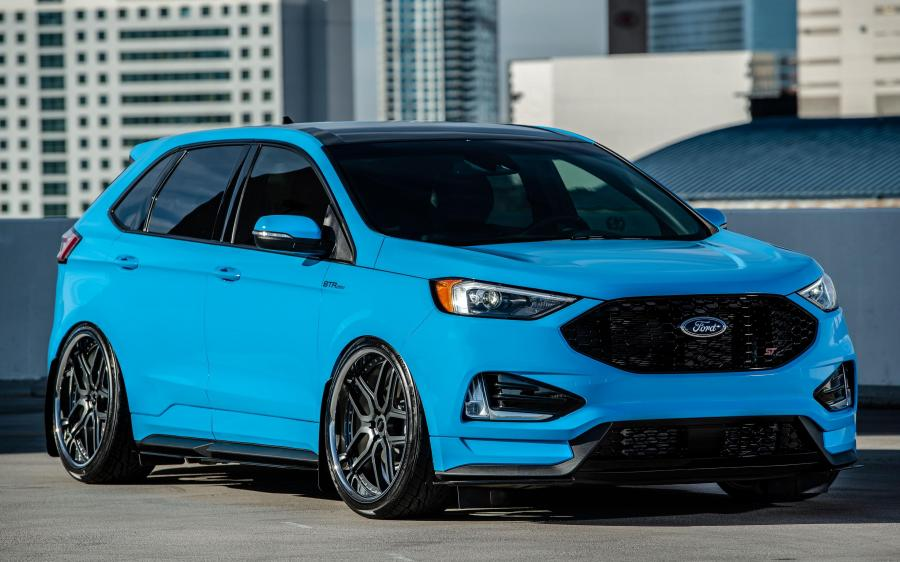 Ford Edge ST by Blood Type Racing '2018