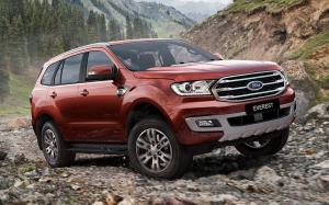 Ford Everest Titanium (AU) '2018