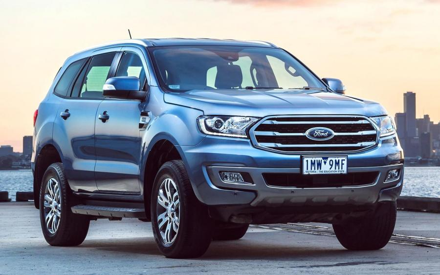 Ford Everest Trend (AU) '2018