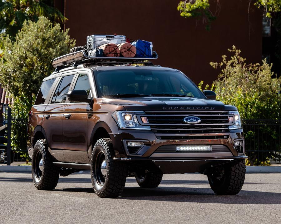 2018 Ford Expedition Classic by LGE & CTS