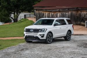2018 Ford Expedition Stealth Edition
