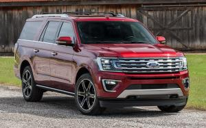 Ford Expedition Texas Edition 2018 года