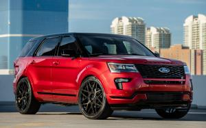 Ford Explorer Sport by MAD Industries '2018