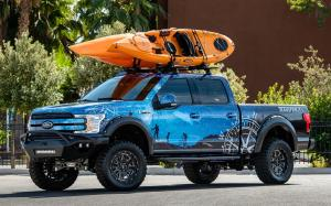 Ford F-150 Lariat Sport 4x4 SuperCrew by Transfer Flow 2018 года