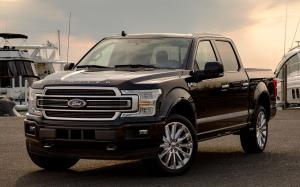 Ford F-150 Limited SuperCrew 2018 года