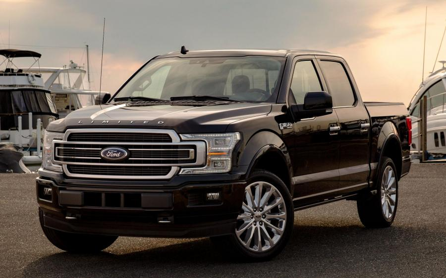 Ford F-150 Limited SuperCrew