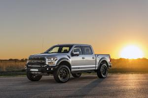 2018 Ford F-150 Raptor VelociRaptor 600 Twin Turbo by Hennessey