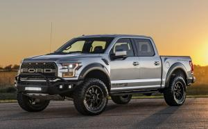 Ford F-150 Raptor VelociRaptor 600 Twin Turbo by Hennessey 2018 года