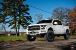 Ford F-150 Raptor by Designo Motoring on Vossen Wheels (S17-02) 2018 года