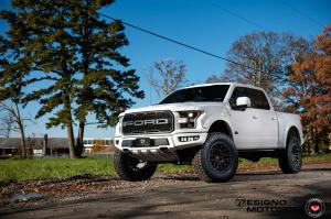 2018 Ford F-150 Raptor by Designo Motoring on Vossen Wheels (S17-02)