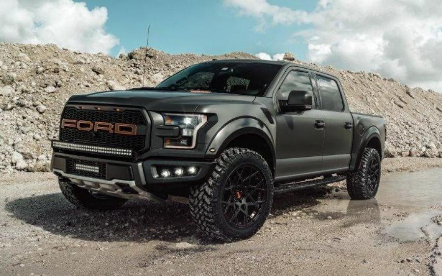 Ford F-150 Raptor by MC Customs