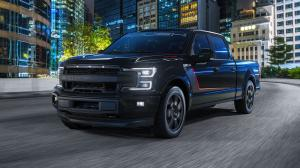2018 Ford F-150 SuperCrew Nitemare by Roush