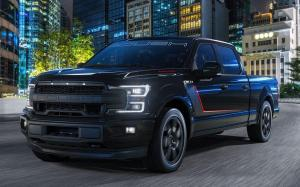 Ford F-150 SuperCrew Nitemare by Roush '2018
