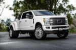 Ford F-350 Super Duty King Ranch Crew Cab on Forgiato Wheels (Grano-Duro) 2018 года
