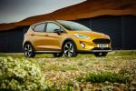 Ford Fiesta Active 2018 года (UK)