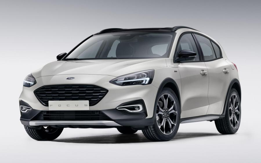 2018 Ford Focus Active (WW)