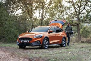 Ford Focus Active Wagon 2018 года