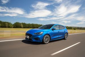 Ford Focus ST-Line 2018 года