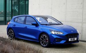2018 Ford Focus ST-Line (WW)