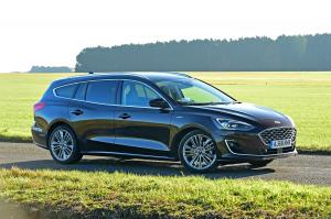 2018 Ford Focus Vignale Estate