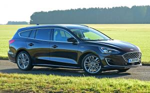 Ford Focus Vignale Estate 2018 года (UK)