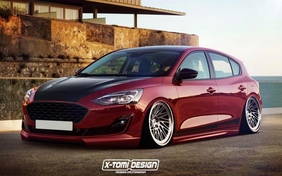 Ford Focus Vignale by X-Tomi Design