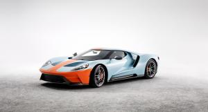 Ford GT Heritage Edition 2018 года