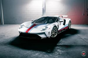 2018 Ford GT by Driving Emotions Motorcar on Vossen Wheels (S17-01)