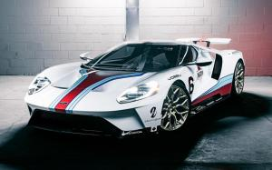 Ford GT by Driving Emotions Motorcar on Vossen Wheels (S17-01) 2018 года