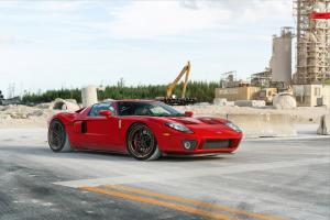 2018 Ford GT by Heffner