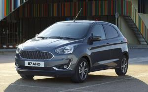 Ford Ka+ Ultimate