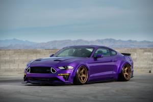 2018 Ford Mustang EcoBoost TJIN Edition