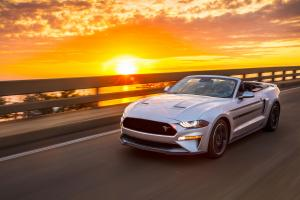 2018 Ford Mustang GT Convertible California Special