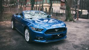 2018 Ford Mustang GT Convertible by Vilner