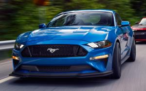 Ford Mustang GT Performance Pack 2 2018 года (NA)