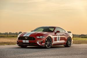 2018 Ford Mustang Heritage Edition by Hennessey